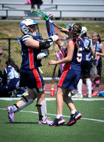 Middle Country Mad Dogs vs Eastport-South Manor Girls Lacrosse 4-28-13